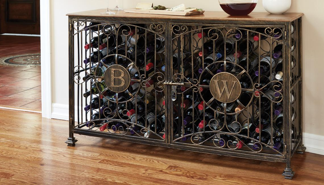 There are few things more personal to a wine collector than where their wine lives.