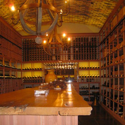 6,000 Bottle Capacity Cellar: Santa Rosa Beach, FL