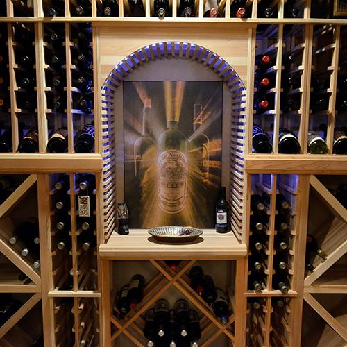 Wine Cellar Tasting Area: Spring Lake, NJ