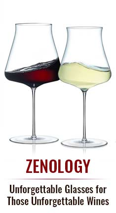 ZENOLOGY - Unforgettable Glasses for Those Unforgettable Wines