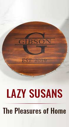 Lazy Susans - The Pleasures of Home